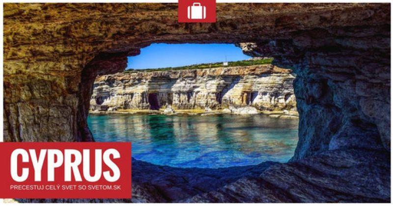 JUŽNÝ CYPRUS - Afroditin ostrov