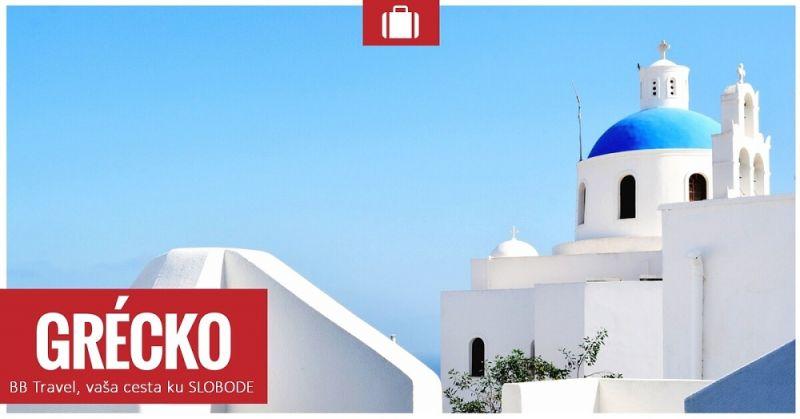 GRÉCKO - krajina BOHOV