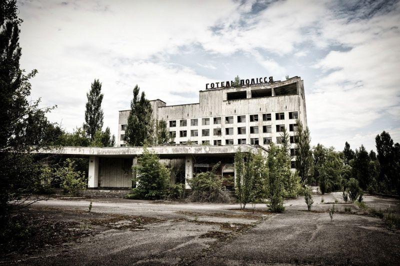 Černobyľ - Mesto duchov