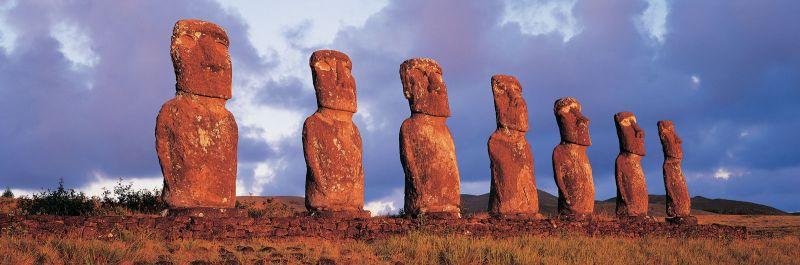Rapa Nui - Veľkonočný ostrov
