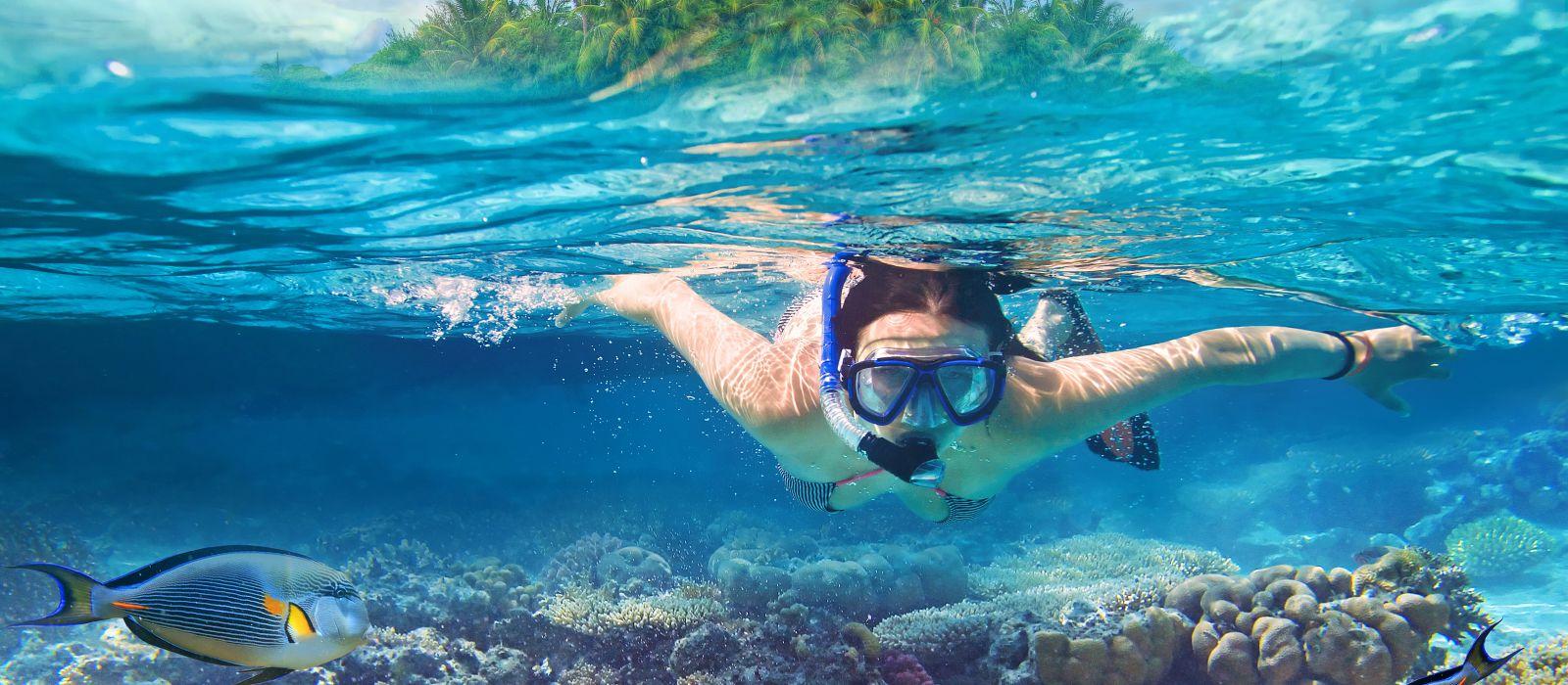 Potápanie v exotike